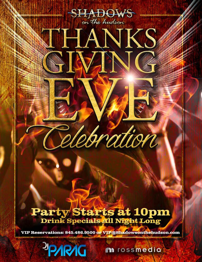 Thanksgiving Eve Celebration