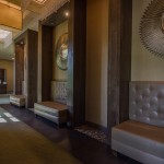 Our inviting entrance offers cozy seating